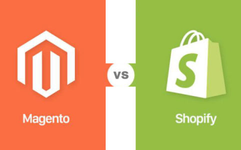Magento vs Shopify - fststudio
