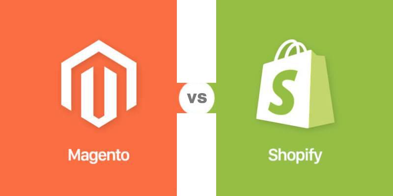 Magento vs Shopify - fststudio